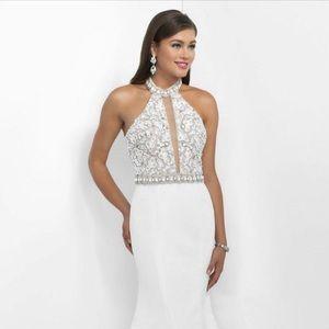 Blush Evening Gown